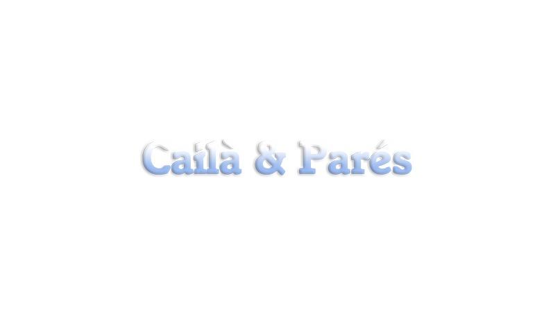 Cailà & Parés