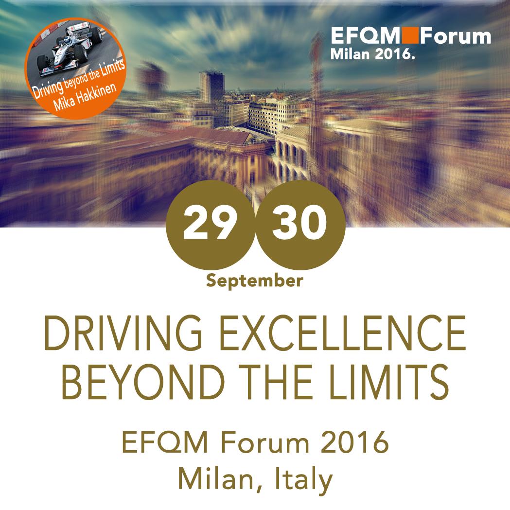 EFQM Forum 2016
