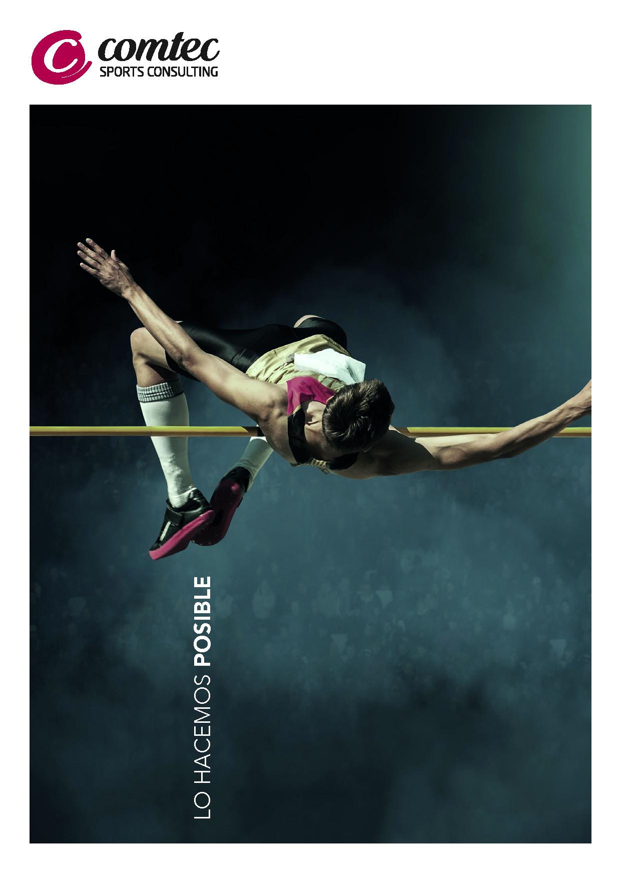 Catálogo Comtec Sports Consulting