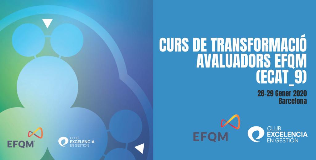Curs Transformació Avaluadors EFQM (ECAT_9)