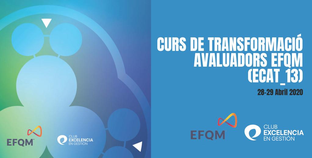 Curs de Transformació Avaluadors EFQM (ECAT_13) online