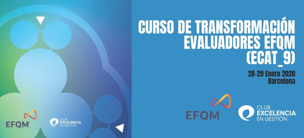 Curso de Transformación Evaluadores EFQM (ECAT_9)_ES