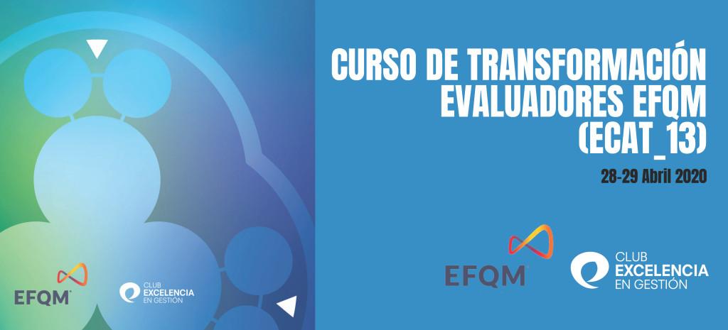 Curso de Transformación Evaluadors EFQM (ECAT_13) online