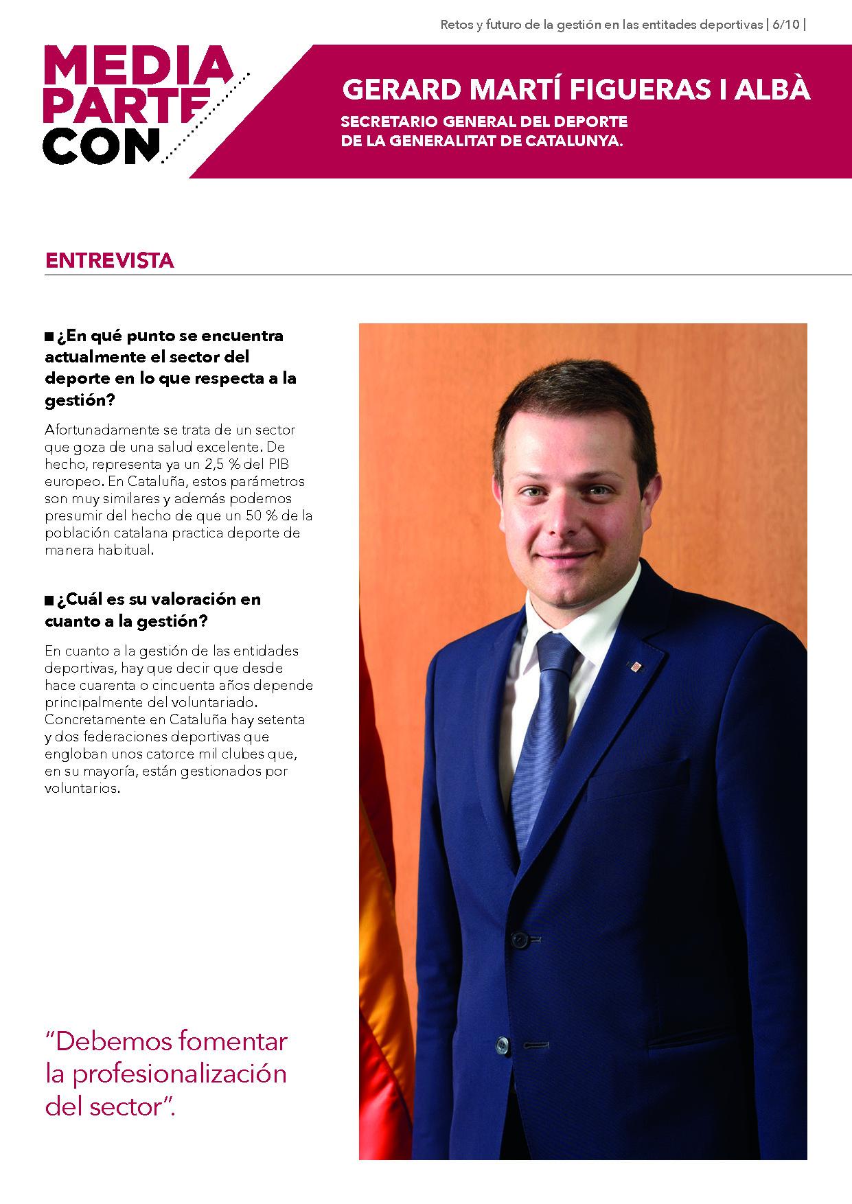 Entrevista a Gerard Figueras